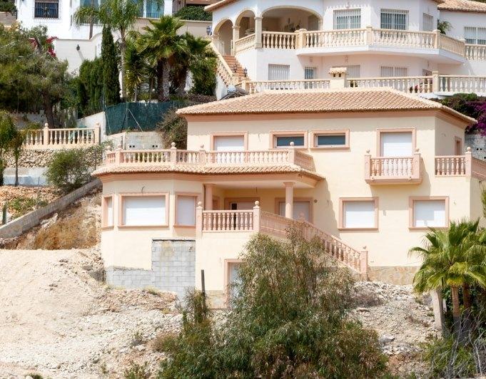 Villa De Estilo Mediterr 225 Neo De Nueva Construcci 243 N Con